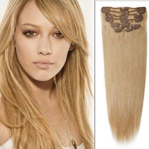 Other - 100% REMY HUMAN HAIR EXTENSIONS